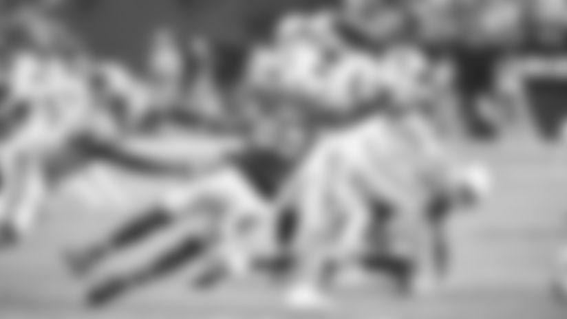 OLB Chandler Jones: Eight forced fumbles