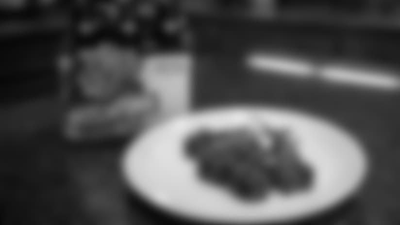 Big Red Recipes: Lamb Chops