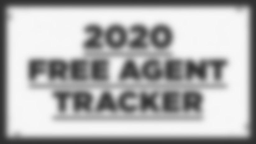 2020 Free Agent Tracker Promo Graphic