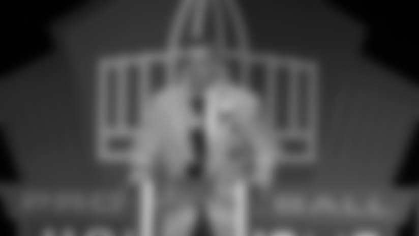 Kurt Warner's Hall of Fame Speech