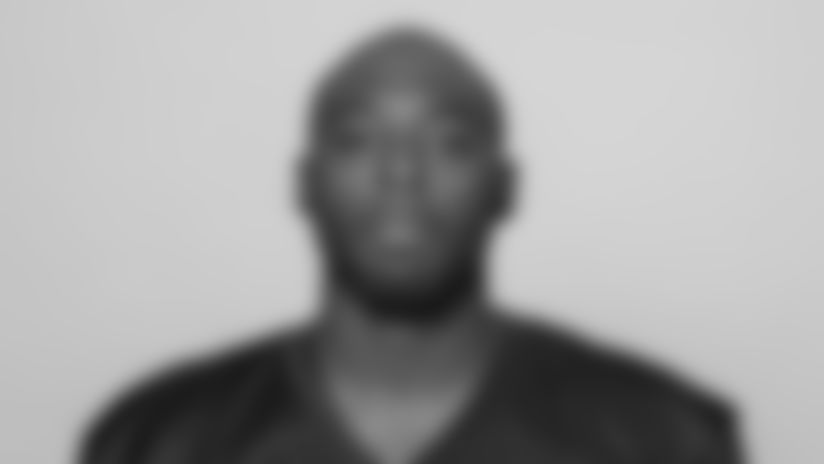 This is a 2019 photo of Lyndon Johnson of the Tennessee Titans NFL football team. This image reflects the Tennessee Titans active roster as of Friday, Sept. 27, 2019 when this image was taken. (AP Photo)