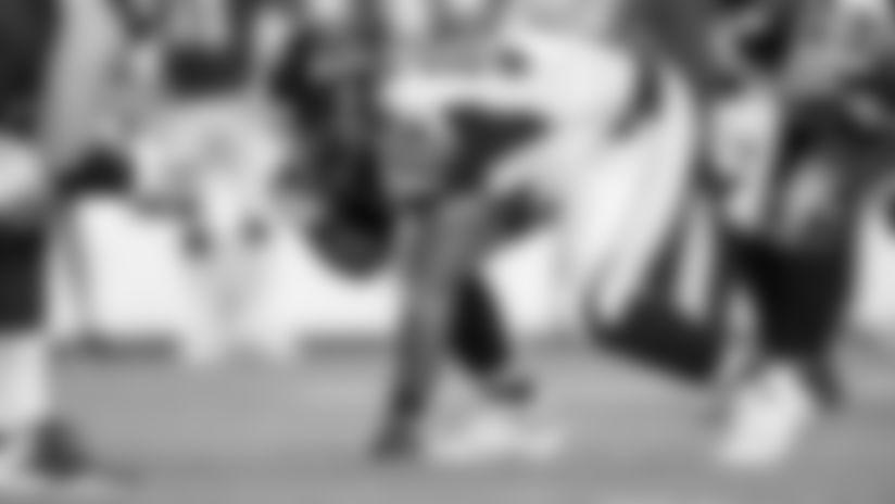 El liniero defensivo Terrell McClain está ingresando a su novena temporada en la NFL.