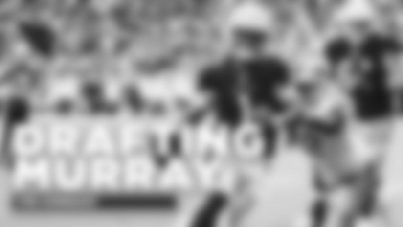 Drafting Kyler Murray: 'The Comeback'