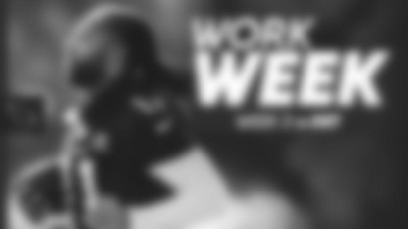 Work Week - AZ vs DET