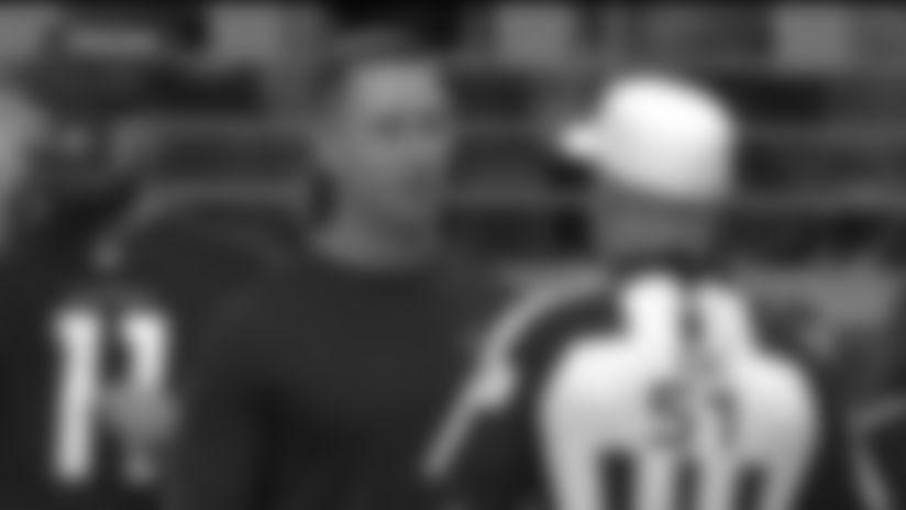 Kliff Kingsbury Explains Kyler Murray's Snap Clap To Referee Pregame