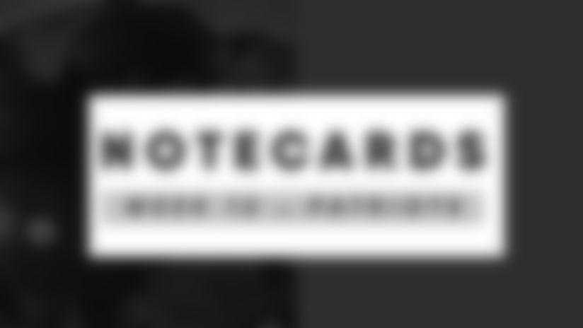 NoteCards 2020 Week 12 Cardinals at Patriots Promo Image