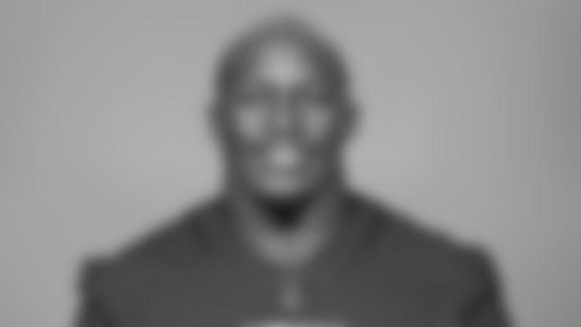 Chris Banjo 2020 Arizona Cardinals Headshot