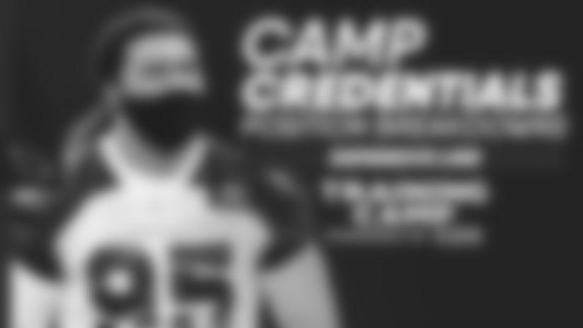 Camp Credentials - Defensive Line
