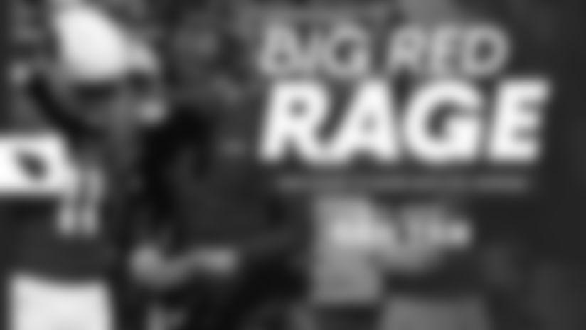 Big Red Rage - Coach David Raih, Cardinals Receivers Prep For Season