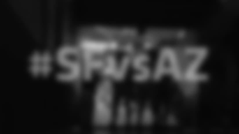 Countdown To Liftoff - #SFvsAZ