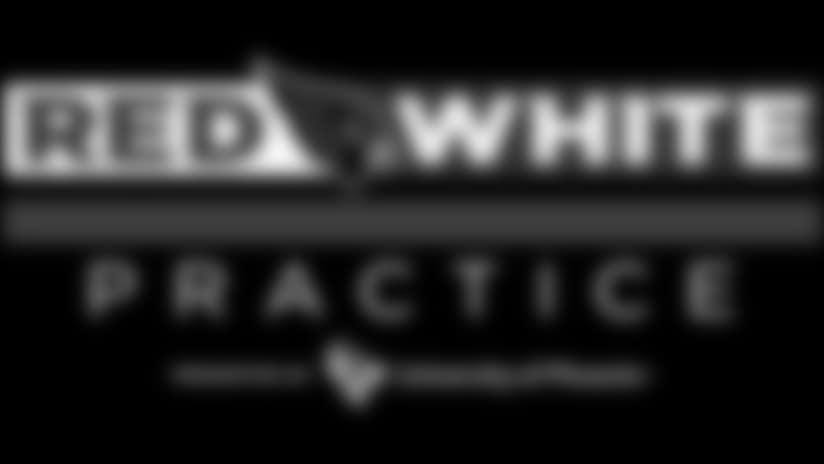 Entrenamiento Red & White Recaudando Fondos Para Oficiales Abatidos