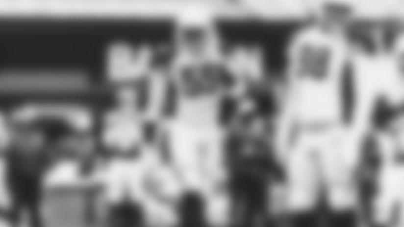 Arizona Cardinals outside linebacker Chandler Jones during a regular season game against the New York Jets on Sunday, October 11, 2020.