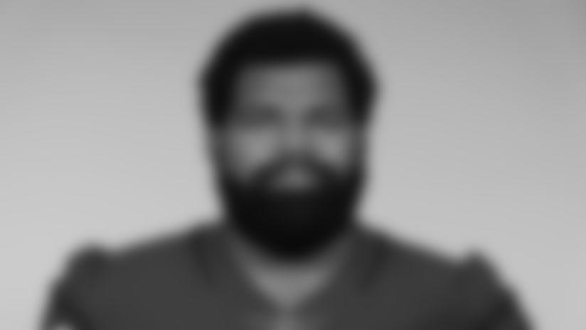 Rashard Lawrence 2020 Arizona Cardinals Headshot
