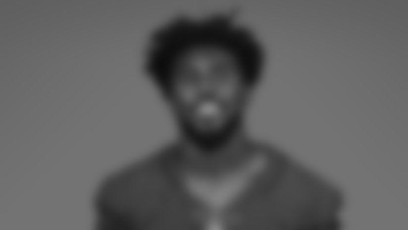 A.J. Richardson 2021 NFL Headshot