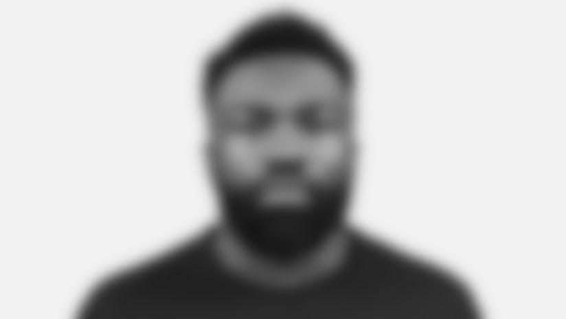 Eno Benjamin 2020 Prospect Headshot