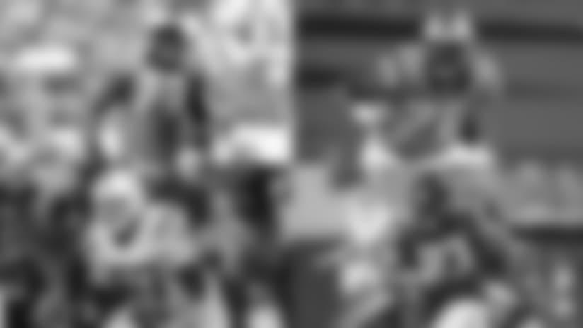 Cardenales agregaron el domingo (sentido manecilla del reloj partiendo de la esquina superior izquierda) al ala defensiva Zach Moore, al tackle Blaine Clausell, al tackle defensivo Garrison Smith y al guardia Jeremy Vujnovich.