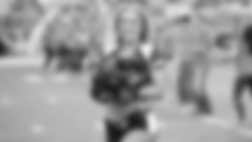 Cheerleader Of The Week - Hannah