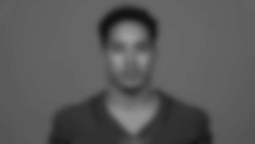 Andre Baccellia 2021 NFL Headshot