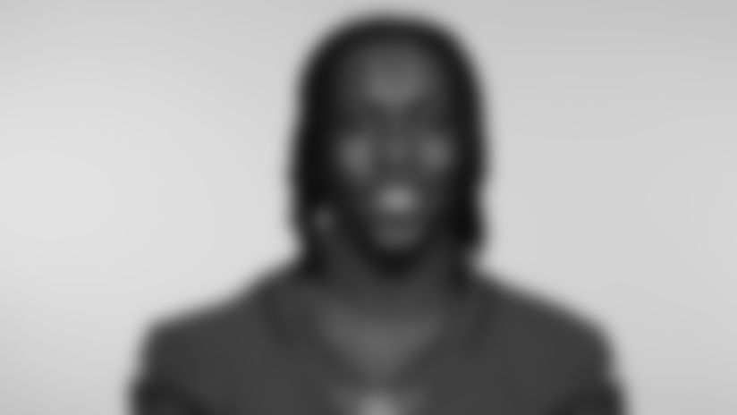 Jonathan Ward 2020 Arizona Cardinals Headshot