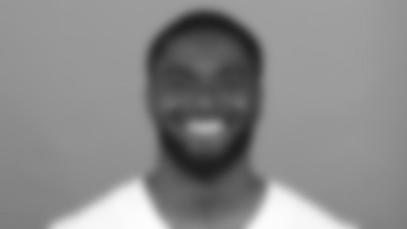 This is a 2018 photo of Duke Thomas of the Dallas Cowboys NFL football team. This image reflects the Dallas Cowboys active roster as of Tuesday, June 5, 2018 when this image was taken. (AP Photo)