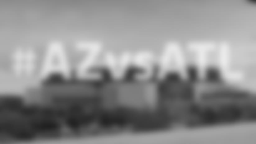 Countdown To Liftoff - #AZvsATL