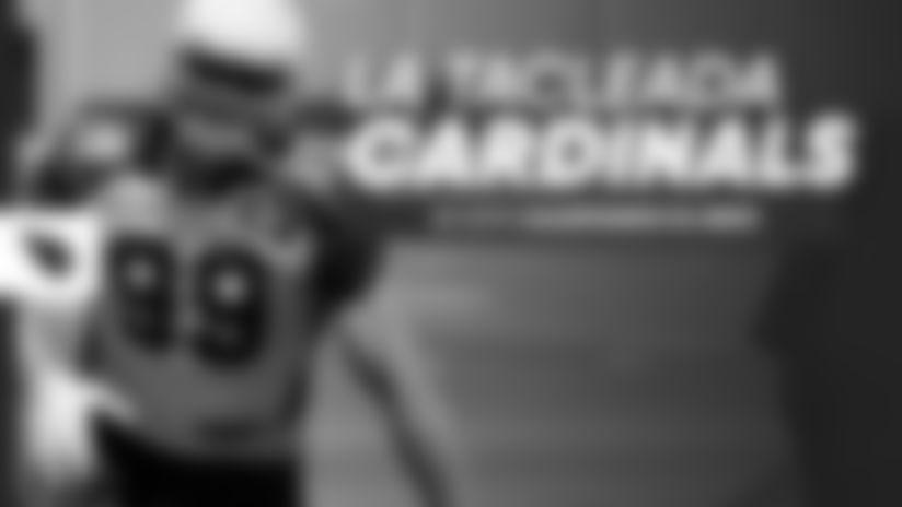 Ep. 3 - Luis Hernández y Rolando Cantú nos cuentan cómo les fue a los Cardenales en su Mini Camp¿Qué impacto ha generado JJ Watt tras su llegada a Arizona?¿Quién es el jugador que pudiera tener una gran temporada 2021?¿Qué más le falta al QB Kyler Murray para que su campaña sea exitosa? Y pondremos a prueba a Rolando para saber si ya reconoce los nuevos números de los jerseys de los jugadores.