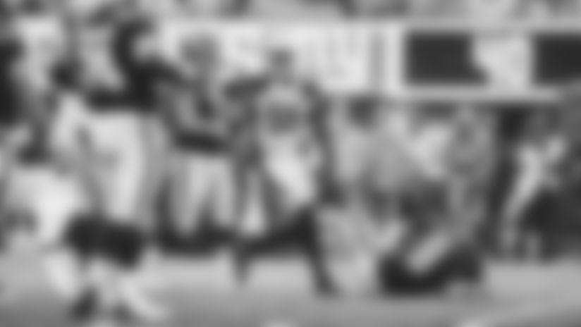 Linebacker Chandler Jones has been named the NFC Defensive Player of the Week.