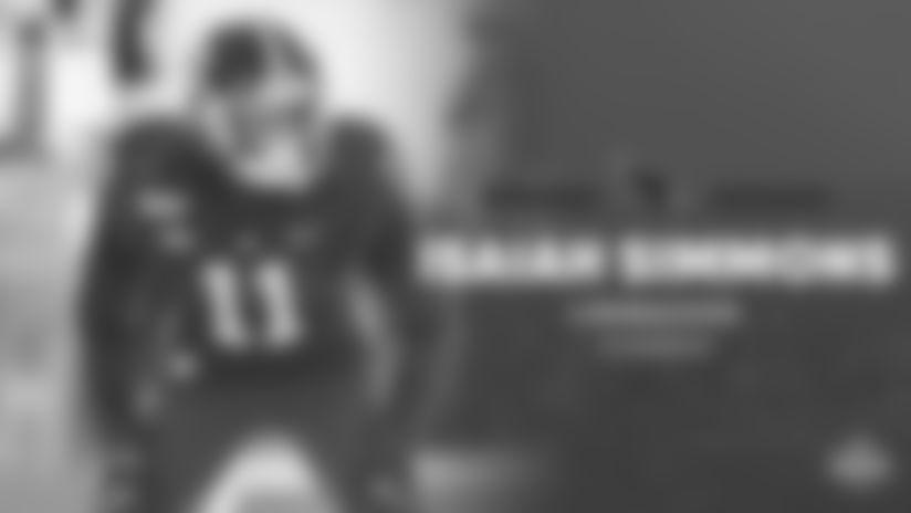 Arizona Cardinals Select Isaiah Simmons With No. 8 Pick In 2020 Draft