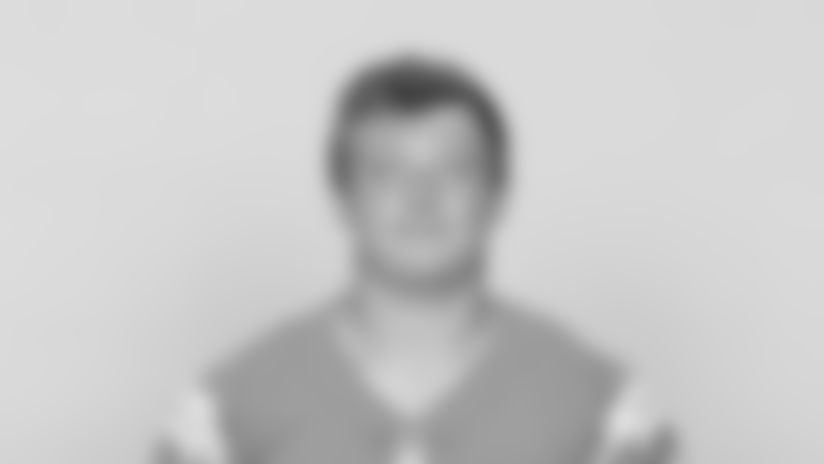This is a 2020 photo of Gilliam Nate of the Los Angeles Chargers NFL football team. This image reflects the Los Angeles Chargers active roster as of Saturday, August 1, 2020 when this image was taken. (AP Photo)