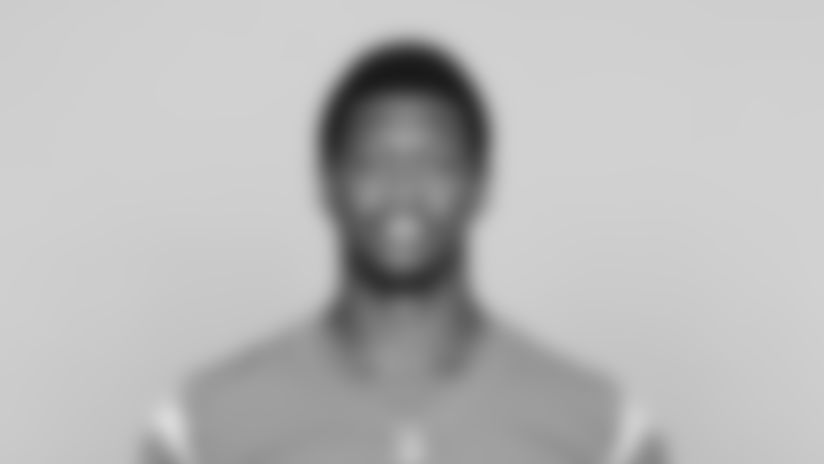 This is a 2020 photo of Parham Jr Donald of the Los Angeles Chargers NFL football team. This image reflects the Los Angeles Chargers active roster as of Saturday, August 1, 2020 when this image was taken. (AP Photo)