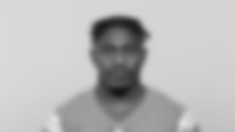This is a 2020 photo of King II Desmond of the Los Angeles Chargers NFL football team. This image reflects the Los Angeles Chargers active roster as of Saturday, August 1, 2020 when this image was taken. (AP Photo)