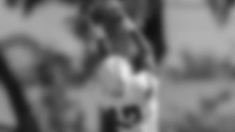 Camp Highlights: Mike Davis Juggling Interception