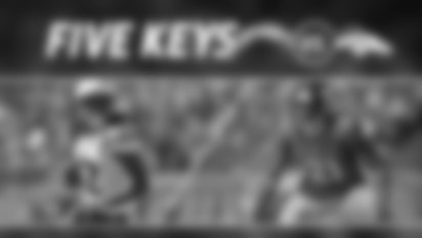 Five Keys: Chargers vs. Broncos