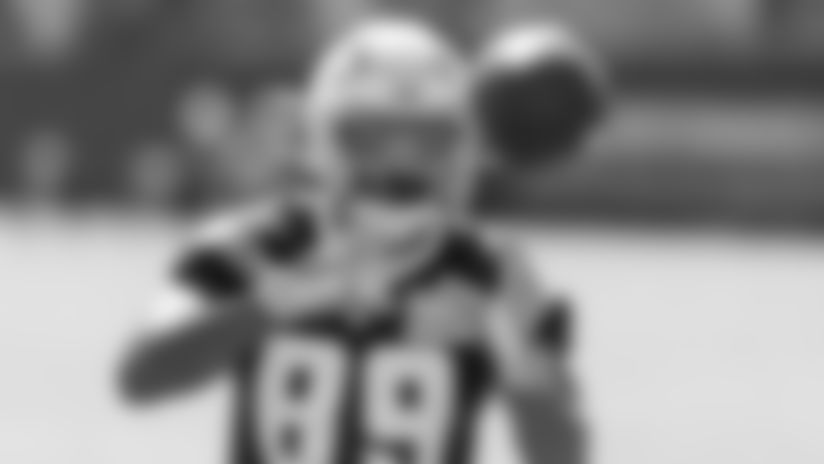 #89 WR Jason Moore