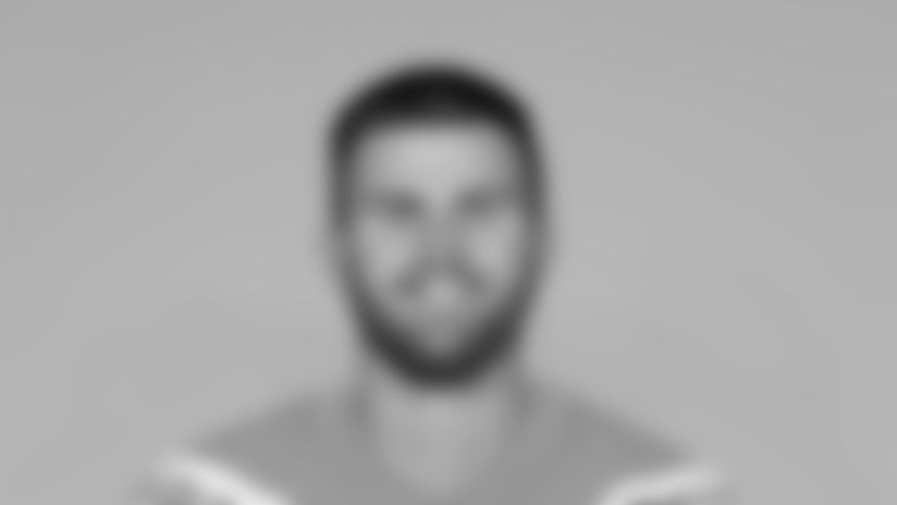 This is a 2019 photo of Chase McLaughlin of the Buffalo Bills NFL football team. This image reflects the Buffalo Bills active roster as of Thursday, May 9, 2019 when this image was taken. (AP Photo)