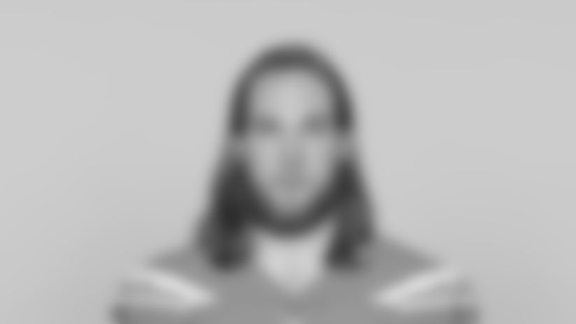 This is a 2019 photo of Thomas Costigan of the Los Angeles Chargers NFL football team. This image reflects the Los Angeles Chargers active roster as of Thursday, May 9, 2019 when this image was taken. (AP Photo)