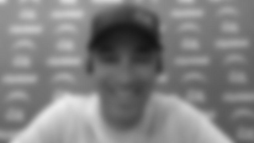 Tom Telesco Recaps Day 1 of the 2020 Draft
