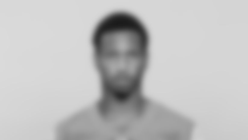 This is a 2020 photo of Johnson Tyron of the Los Angeles Chargers NFL football team. This image reflects the Los Angeles Chargers active roster as of Saturday, August 1, 2020 when this image was taken. (AP Photo)