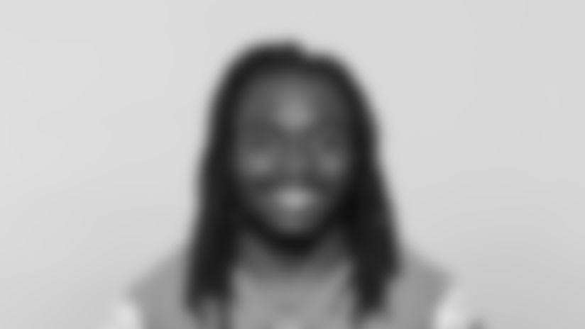 This is a 2020 photo of Bilal Asmar of the Los Angeles Chargers NFL football team. This image reflects the Los Angeles Chargers active roster as of Saturday, August 1, 2020 when this image was taken. (AP Photo)
