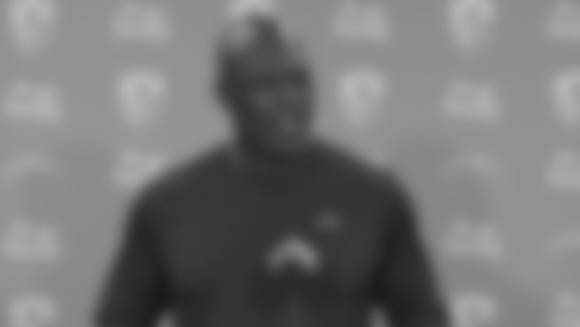 Coach Lynn on Hunter Henry's Exceptional Blocking Ability