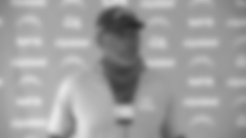 Anthony Lynn Previews Scrimmage at SoFi Stadium