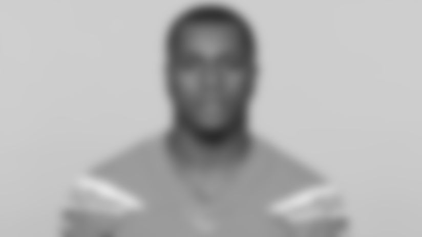 Derrick Gore Roster Headshot
