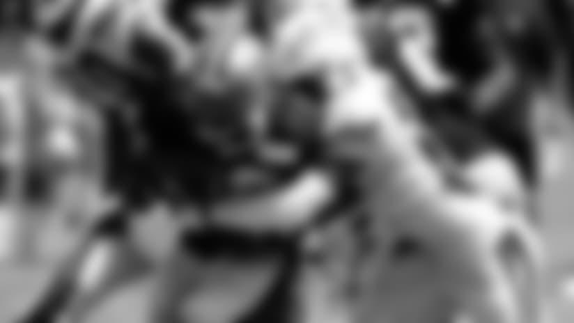 Steve Wyche: Derwin James Took First-Team Reps Against Saints