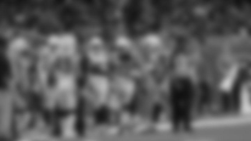 Rayshawn Jenkins in Perfect Spot to Grab INT off Stafford