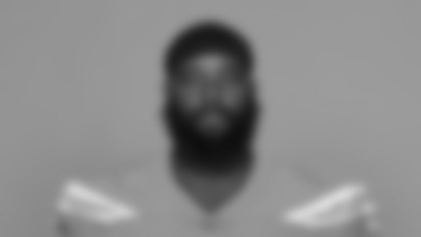 This is a 2018 photo of Sylvester Williams of the Detroit Lions NFL football team. This image reflects the Detroit Lions active roster as of Monday, June 4, 2018 when this image was taken. (AP Photo)