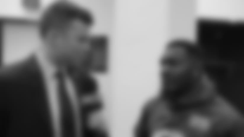 Desmond King on His 2 Interceptions