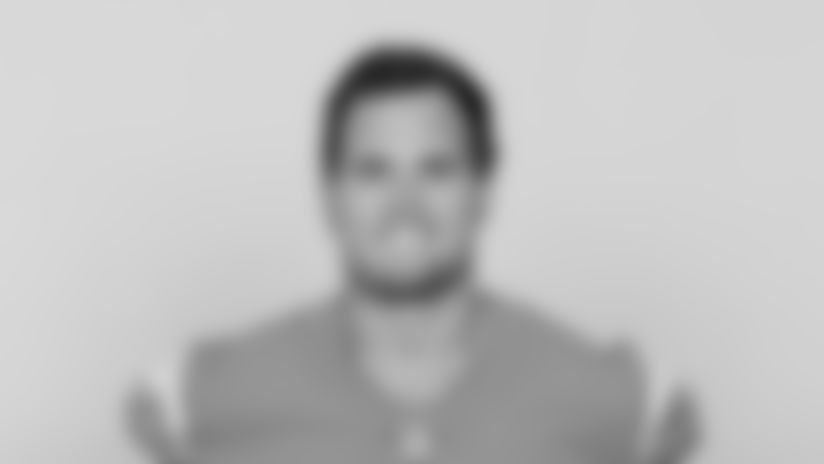 This is a 2020 photo of Henry Hunter of the Los Angeles Chargers NFL football team. This image reflects the Los Angeles Chargers active roster as of Saturday, August 1, 2020 when this image was taken. (AP Photo)