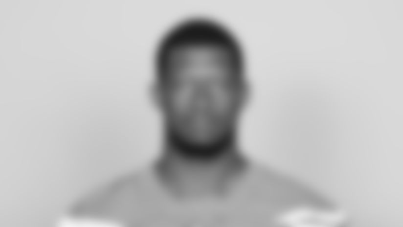 This is a 2019 photo of McGloster Jamar of the Los Angeles Chargers NFL football team. This image reflects the Los Angeles Chargers active roster as of Monday, August 12, 2019 when this image was taken. (AP Photo)