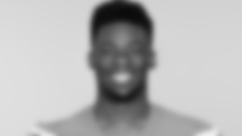 This is a 2019 photo of Square Damion of the Los Angeles Chargers NFL football team. This image reflects the Los Angeles Chargers active roster as of Monday, June 10, 2019 when this image was taken. (AP Photo)