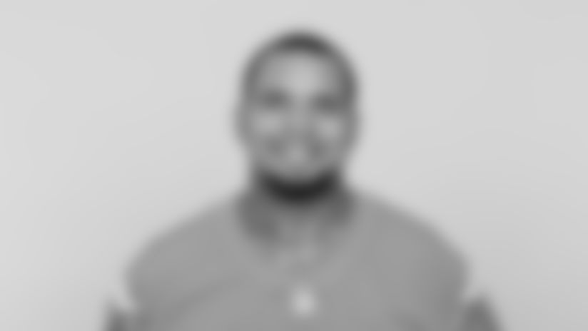 This is a 2020 photo of Pouncey Mikeof the Los Angeles Chargers NFL football team. This image reflects the Los Angeles Chargers active roster as of Saturday, August 1, 2020 when this image was taken. (AP Photo)